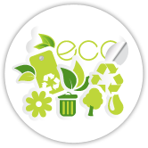 We are eco-friendly!